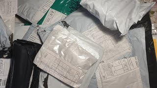 Велика МЕГА розпакування  посилок з Aliexpress. Купа халяви   частина 1.