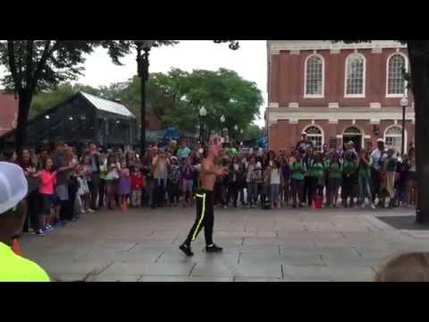 Breeze Team - Street Performance - Break Dancing, Parkour, Acrobatics