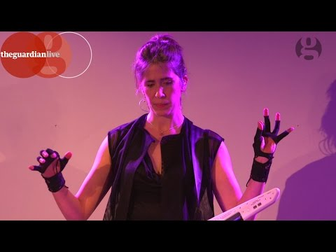 Imogen Heap on blockchain technology and the future of the music industry | Guardian Live highlights