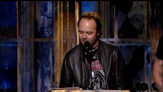Metallica inducts Black Sabbath Rock and Roll Hall of Fame inductions 2006