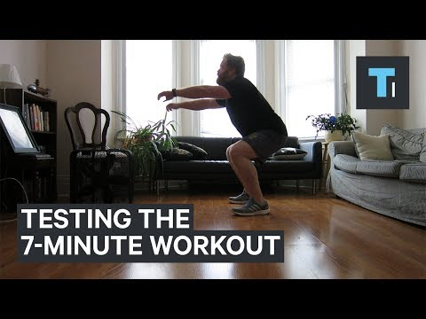 Thumbnail: I tried the 7-minute workout for a month — here's what happened