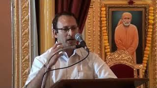 Samarpan - Talk by Brother N Sudhindran - Dharmakshetra -23rd July 2017