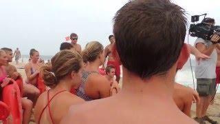 Ocean City Beach Patrol (MD), Pre-Employment Test
