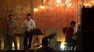 """Chia cách bình yên - Đoàn Đức ft. Vin Phạm [Đêm nhạc """"Mùa yêu đầu"""" - Xương Rồng Coffee & Acoustic]"""