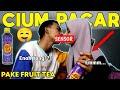 CIUM PACAR PAKE FRUIT TEA YANG VIRAL DI TIKTOK | TERNYATA BIKIN NAGIH !