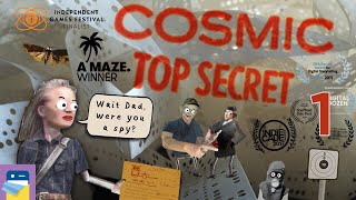 Cosmic Top Secret Game