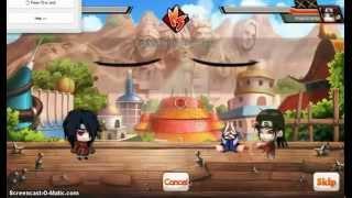 Ninja Heroes (SD Ninja) - Ninja SS Madara VS Hashirama