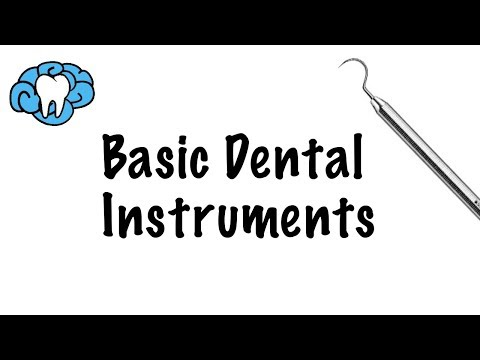 Basic Dental Instruments