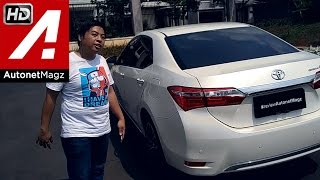 Review All New Toyota Corolla Altis Indonesia by AutonetMagz