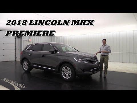 2018 LINCOLN MKX PREMIERE 18101T