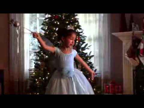 Target Sugar Plum Fairy commercial 2011