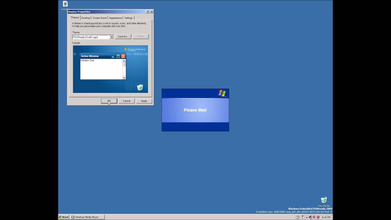 Windows Embedded Posready 2009 Evaluation Product Key