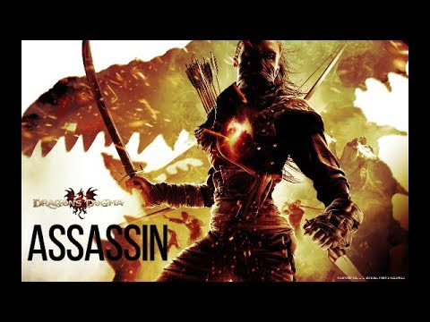 Assassin Schematics Dragon's Dogma