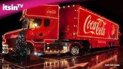 """""""Coca-Cola""""-Weihnachtstrucks 2019: Jetzt gibt's alle Termine für die Tour"""