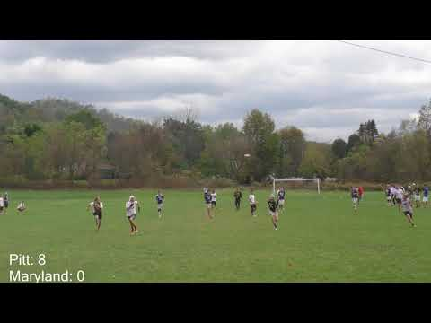 Pitt Y vs University of Maryland | Finals of 2017 Steel City Showdown