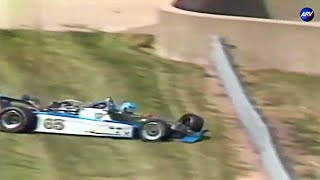 Indy 500 Crashes of the 1984 [Practice and Qualifying]
