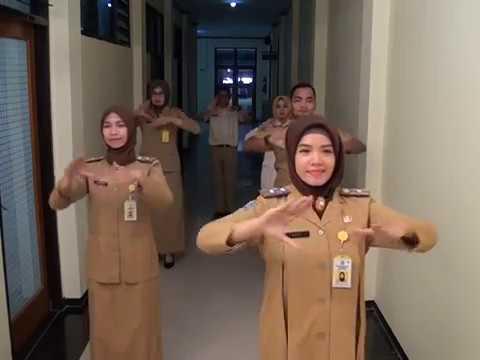 Senam Germas Provinsi Jawa Timur