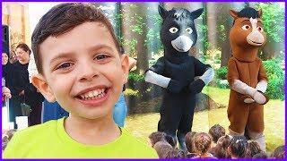 Yankı ile AVM'de Doru Etkinliğine Gittik   Çocuk Videosu   Prens Yankı