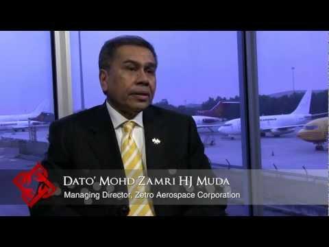 Executive Focus: Mohd Zamri HJ Muda, Managing Director, Zetro Aerospace Corporation