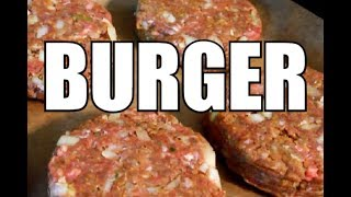 How To Make The Best Beef Burger In The World | Recipes By Chef Ricardo