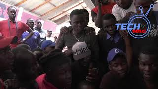Watch Extraordinary Bar Talk With Nelson Chamisa engaging Glen Norah Youths.