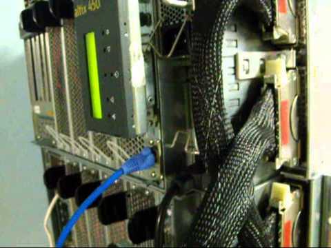 "SGI Altix 450 ""Powerhouse"" Full system tour and mini demo"