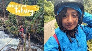 First Tourists Ever To Visit Taksing, Arunachal Pradesh