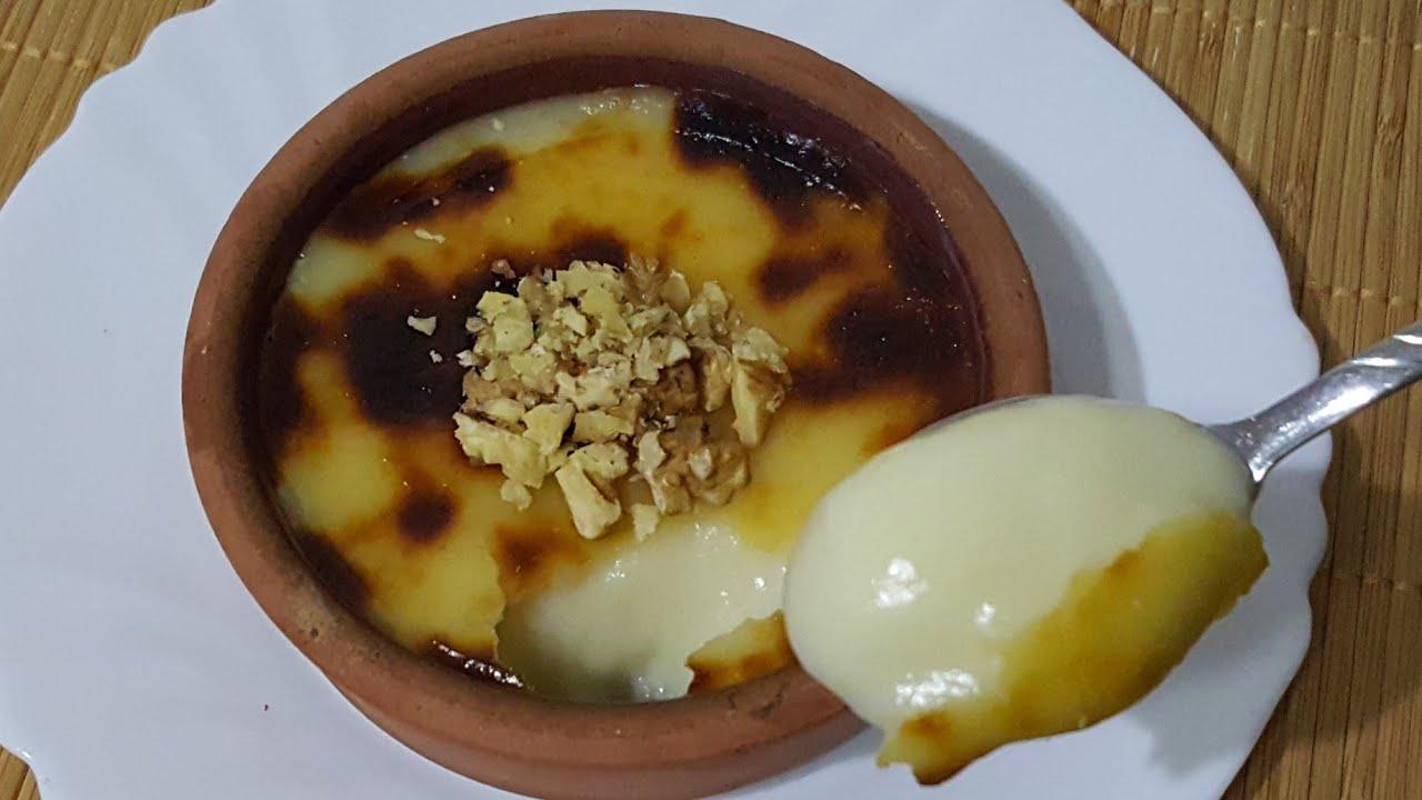 Süt helvası tarifi – Bursa'nın meşhur tatlısı