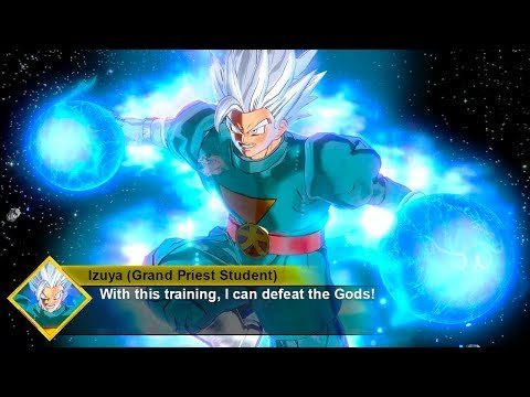Full Download] Mastered Ultra Instinct Grand Priest Goku Cac