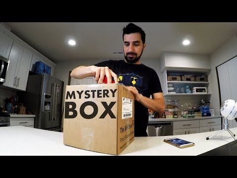 EBay Mystery Box - Got Ripped Off!