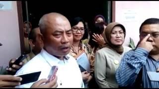 Walikota Bekasi Pelaksanaan Vaksin Ulang Di Rs Rawalumbu   Megapolitan.co