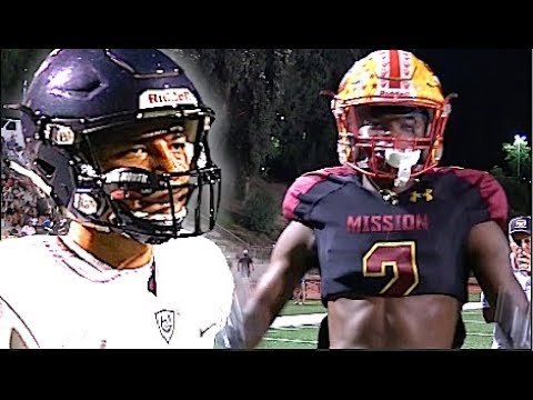 🔥🔥Mission Viejo vs Vista Murrieta | HSFB | Brothers In Arm Classic | UTR Highlight Mix 2017