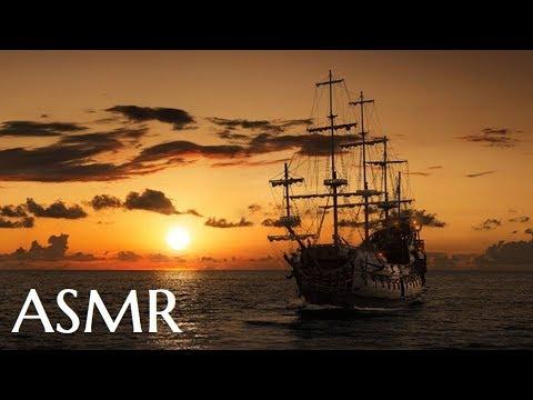 ASMR - History Of Piracy (2 Hours Sleep Story)