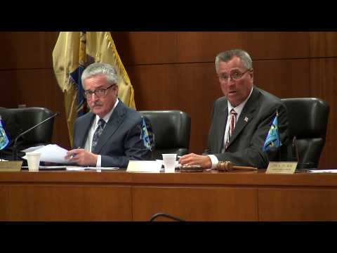 Middlesex County Freeholders Regular Meeting - 7/20/17