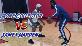 Bone Collector vs James Harden New Move Challenge