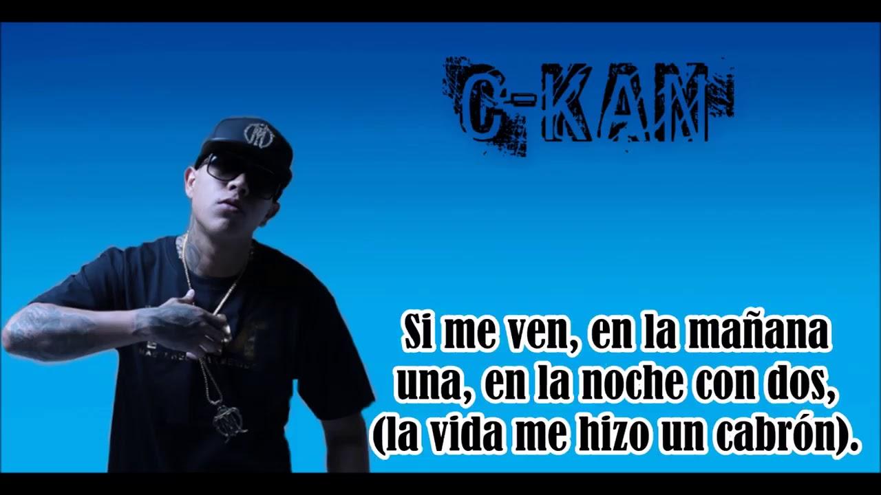 Download C kan Ft  B Real- La Vida Me Hizo Cabrón