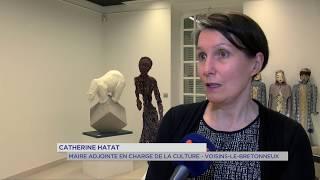 Voisins-le-Bretonneux : 8e biennale de la sculpture