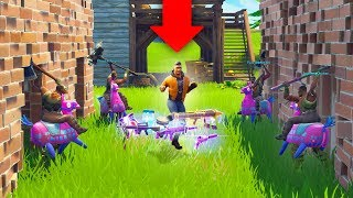 WOULD YOU FALL FOR THIS?? *PICKAXE AMBUSH!* | Fortnite Battle Royale