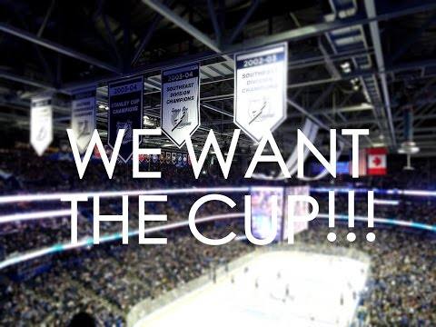 Cup Madness In Tampa With The Lightning!!