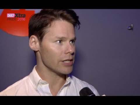 Randy Harrison wants more Pride following Orlando shooting