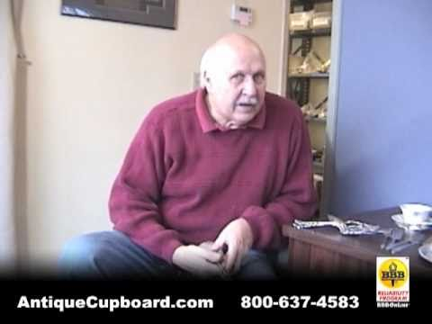 What Type of Silver Flatware to Collect. AntiqueCupboard - What Type Of Silver Flatware To Collect - YouTube
