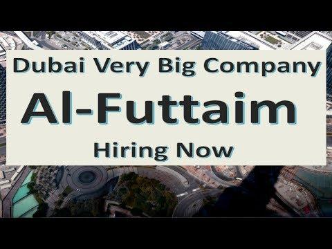 Dubai Very Big Company Al-Futtaim Hiring Staff Now.