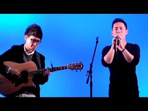 Jason Chen & Gerald Ko - Ai Ni 愛你 Live - Vancouver VIP 2012
