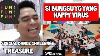 Seru Bgt Treasure Special Dance Challenge Hits Compilation Chuseok Ver Reaction
