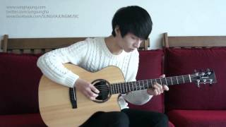 Repeat youtube video (Frozen OST) Let It Go - Sungha Jung