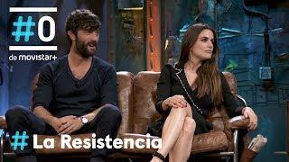 LA RESISTENCIA - Entrevista a Javier Rey y Adriana Ugarte   #LaResistencia 04.11.2019