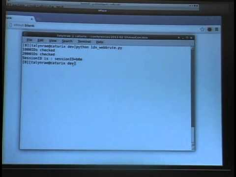ShmooCon 2013: Paparazzi Over IP