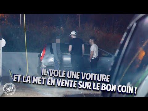 ON PIÈGE UN VOLEUR DE VOITURE MALADROIT FT MIKALASH  ( CAM OFF ) thumbnail