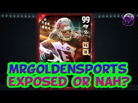 MRGOLDENSPORTS WAS THE REASON BEHIND CWOOO GETTING WELCHED ACCORDING TO JMELLFLO! LMFAO | MUT 17