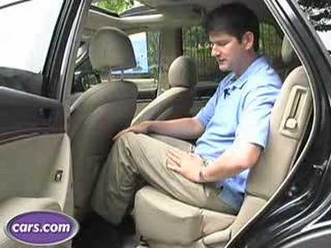 2007 Hyundai Veracruz: Cars.companion/ Seating